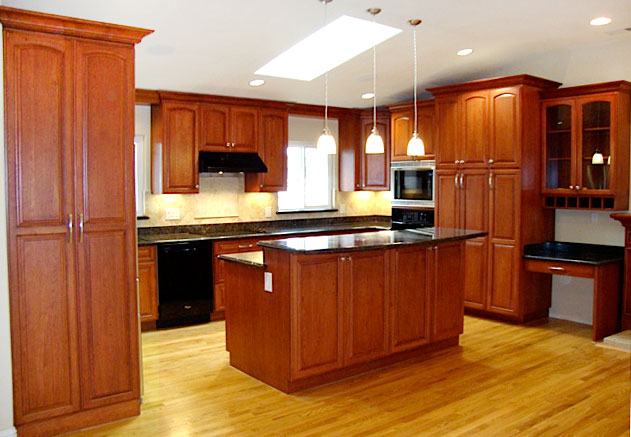 Kitchen Cabinet Refacing And Refinishing In San Jose CA