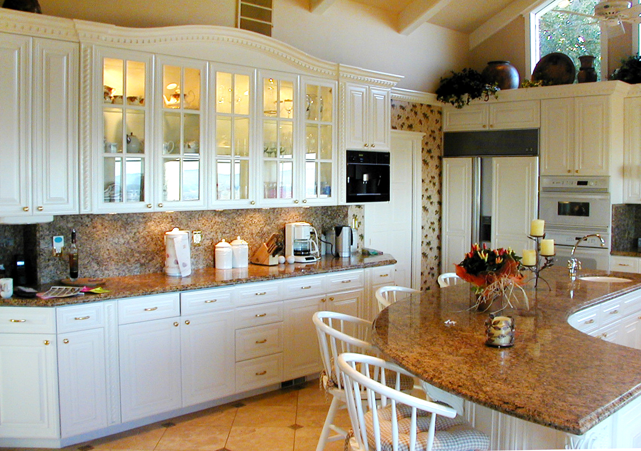 kitchen cabinet refinishing Cupertino, CA