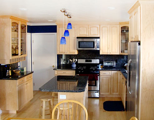 kitchen enthusiast pictures columbia cabinets san jose kitchen remodel - San Jose Kitchen Cabinet