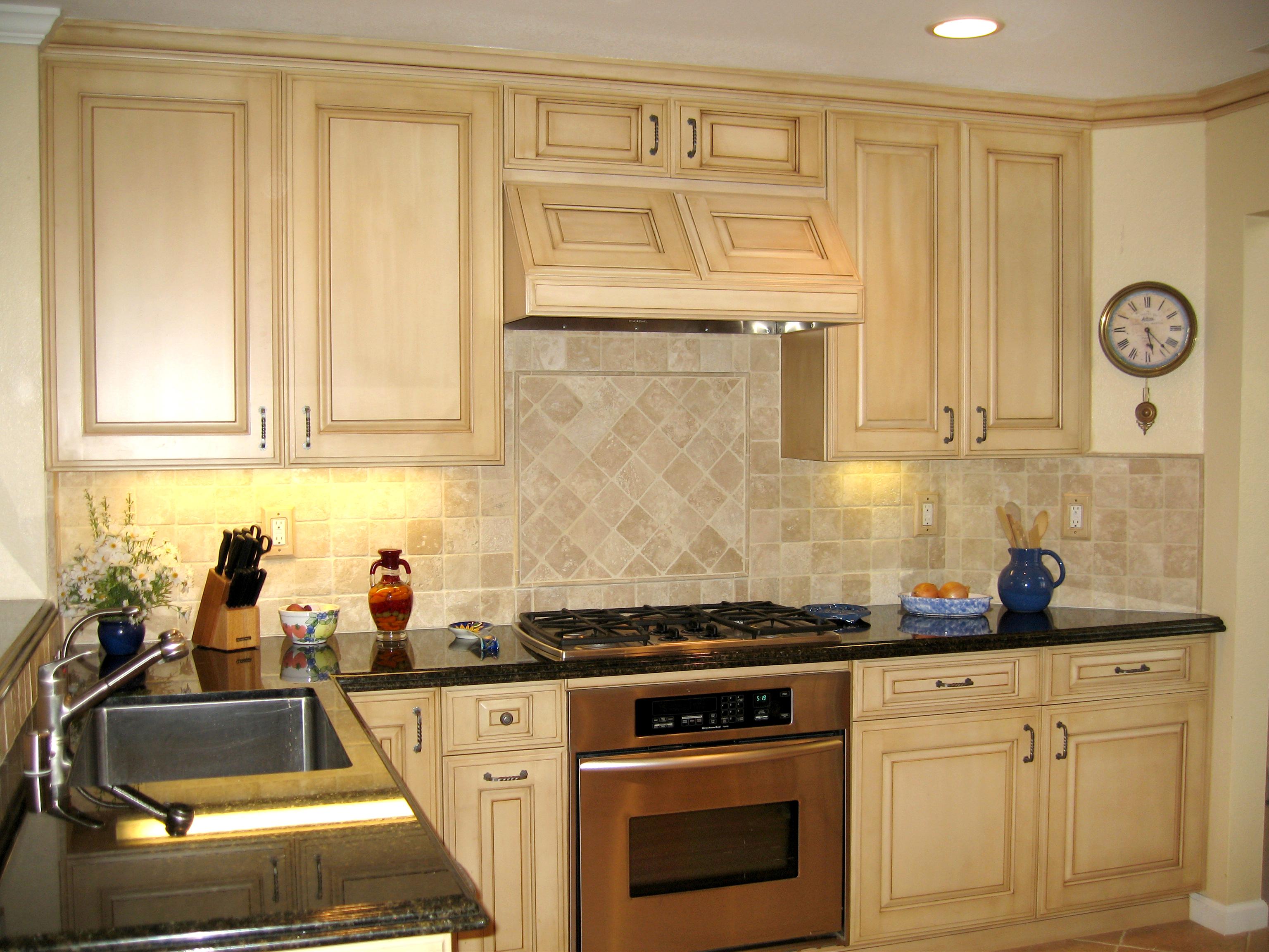Glaze cabinets Milpitas