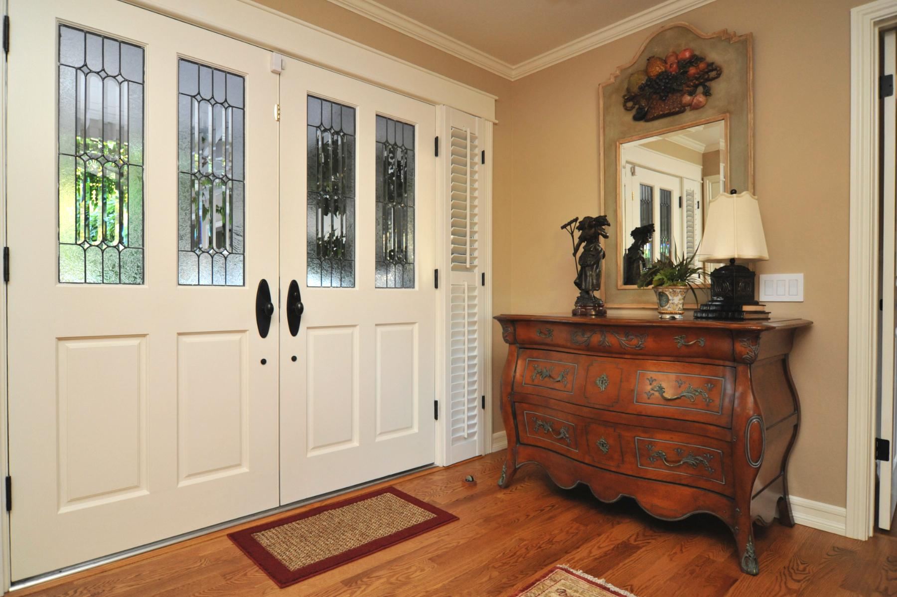 Custom door in Atherton CA
